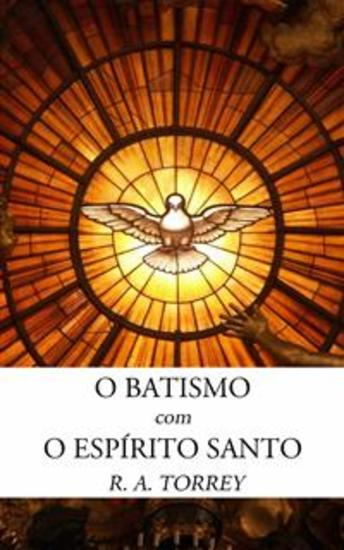 O Batismo Com O Espírito Santo - cover