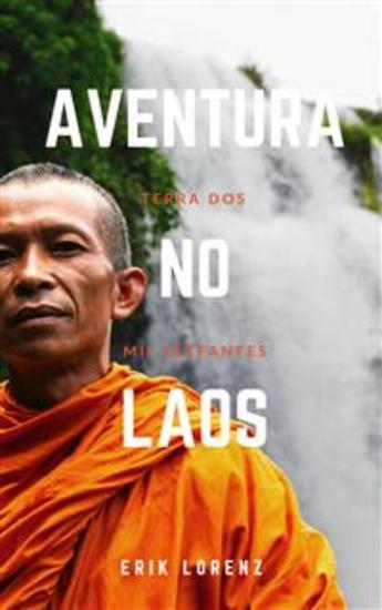 Aventura No Laos - Terra Dos Mil Elefantes - cover