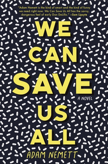 We Can Save Us All - cover