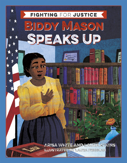 Biddy Mason Speaks Up - cover