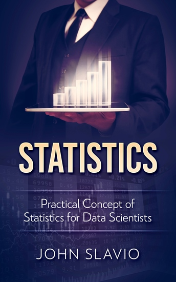 Statistics - Practical Concept of Statistics for Data Scientists - cover