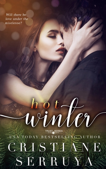 Hot Winter - Shades of Passion - cover