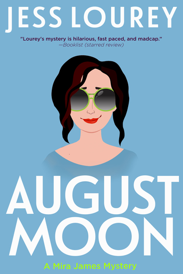 August Moon - cover
