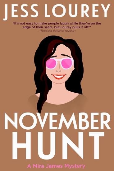 November Hunt - cover