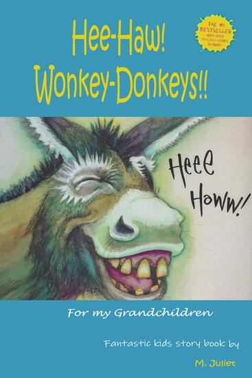 Hee-Haw! Wonkey-Donkeys!! - cover