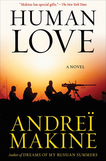 Human Love - A Novel - cover