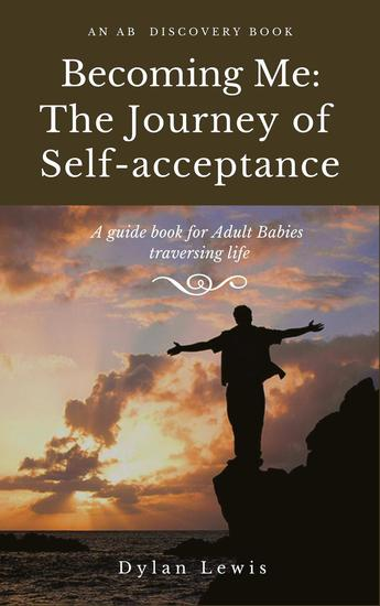 Becoming Me - the Journey of Self Acceptance - cover