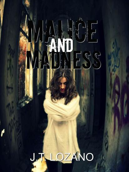 Malice and Madness - cover