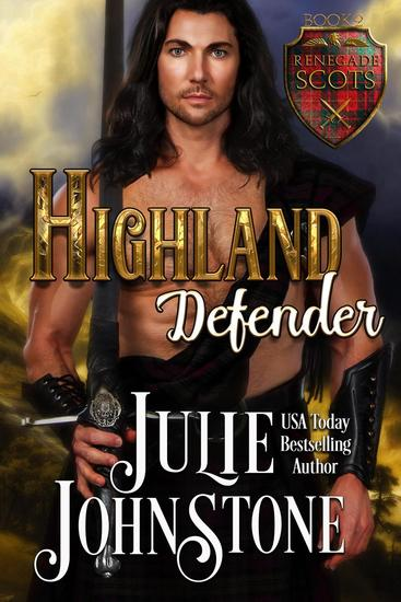 Highland Defender - Renegade Scots #2 - cover