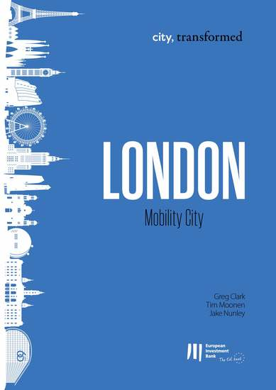 London: Mobility City - cover