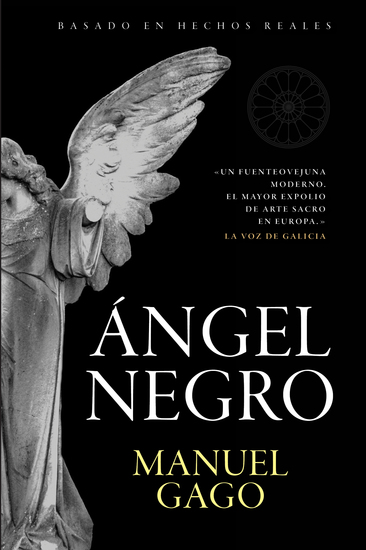 Ángel negro - cover