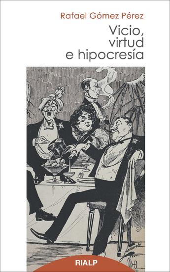 Vicio virtud e hipocresía - cover