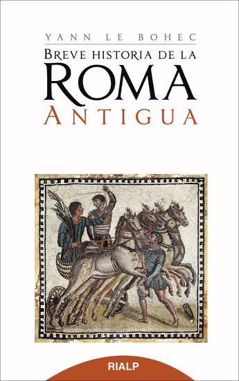 Breve Historia de la Roma antigua - cover
