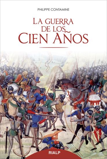 La guerra de los cien años - cover