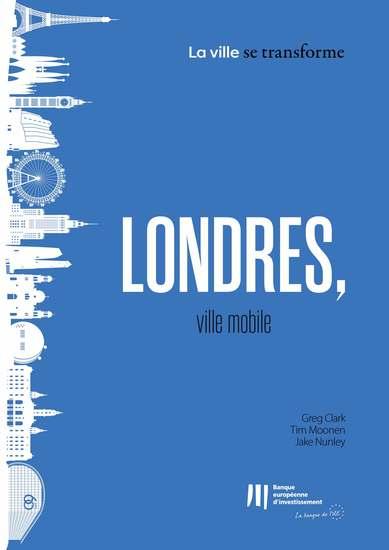 Londres ville mobile - cover