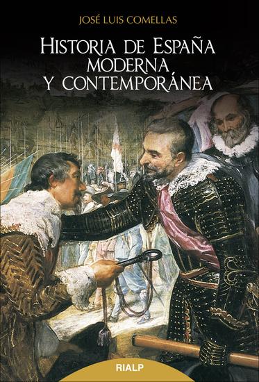 Historia de España moderna y contemporánea - Decimaoctava edición actualizada - cover
