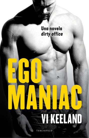 Egomaniac - cover