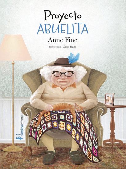 Proyecto abuelita - cover
