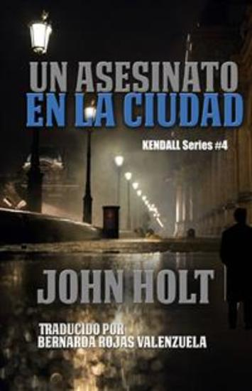 Un Asesinato En La Ciudad - cover