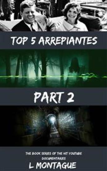 Top 5 Arrepiantes - cover