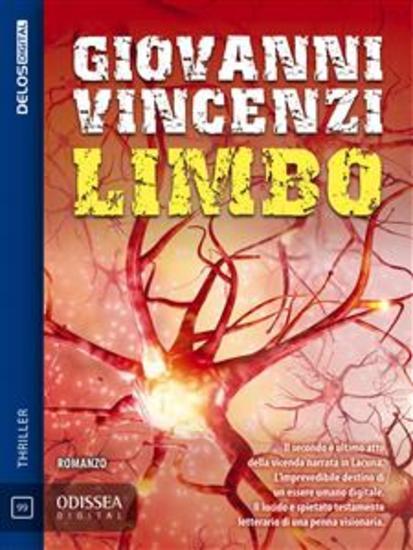 Limbo - Lacuna 2 - cover