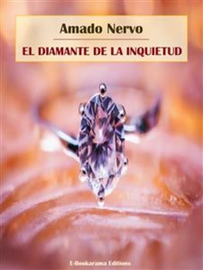 El diamante de la inquietud - cover