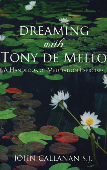 Dreaming With Tony De Mello - cover
