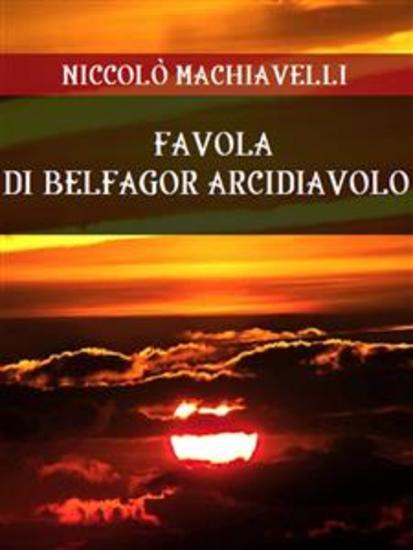 Favola di Belfagor arcidiavolo - cover