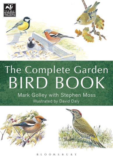 The Complete Garden Bird Book - How to Identify and Attract Birds to Your Garden - cover
