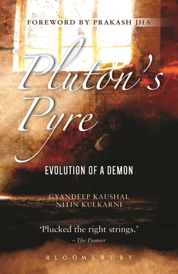 Pluton's Pyre - Evolution of a Demon - cover