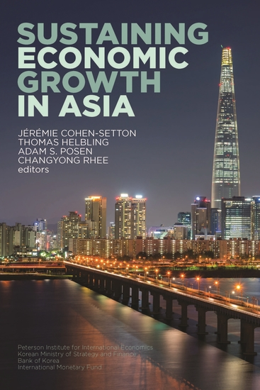Sustaining Economic Growth in Asia - cover