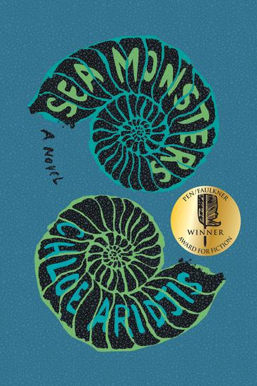 Sea Monsters - A Novel - cover