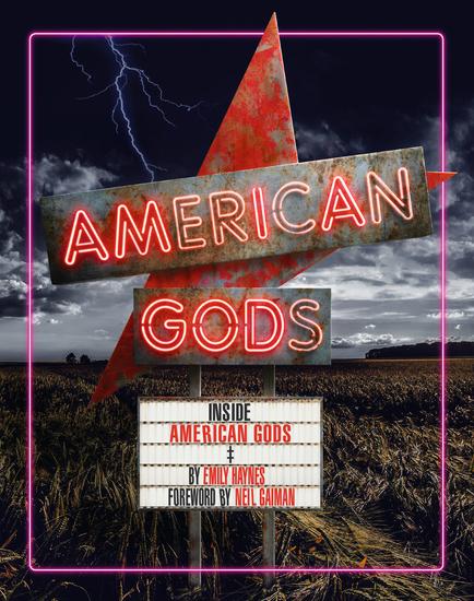 Inside American Gods - cover
