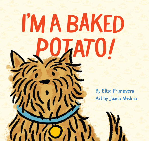 I'm a Baked Potato! - cover