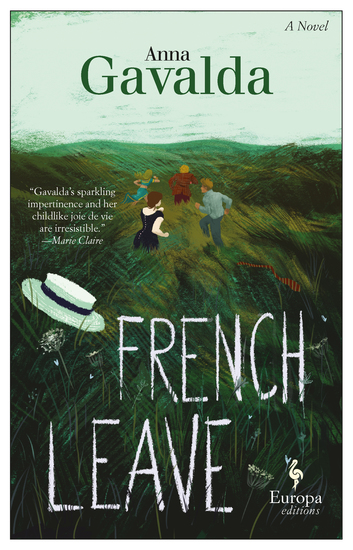 French Leave - A Novel - cover