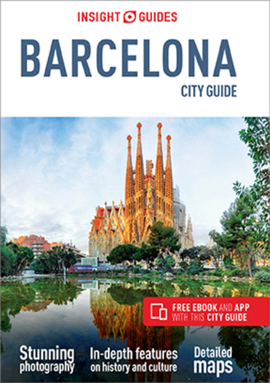Insight Guides City Guide Barcelona (Travel Guide eBook) - cover