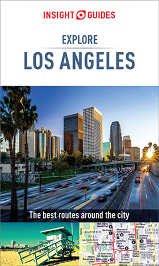 Insight Guides Explore Los Angeles (Travel Guide eBook) - cover