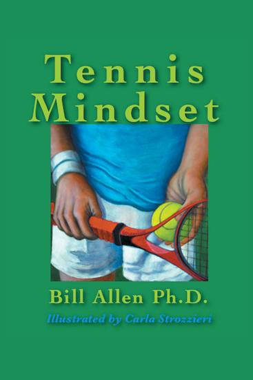 Tennis Mindset - cover