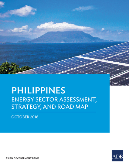 Philippines: Energy Sector Assessment Strategy and Road Map - cover
