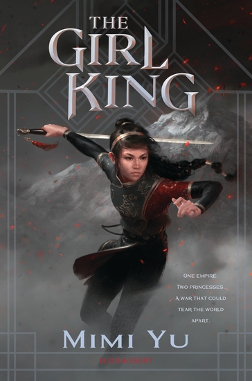 The Girl King - cover