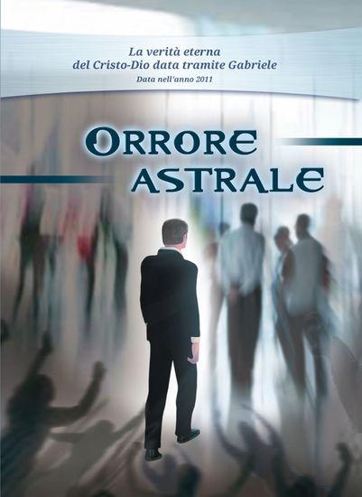 Orrore astrale - cover