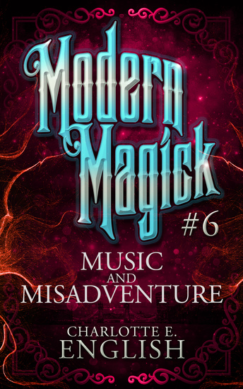Music and Misadventure - cover
