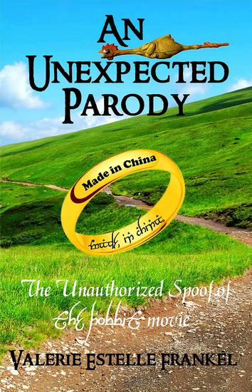 An Unexpected Parody - The Unauthorized Spoof of The Hobbit - cover