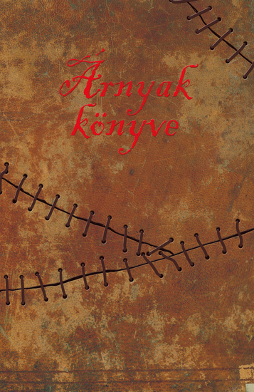 Árnyak könyve - cover