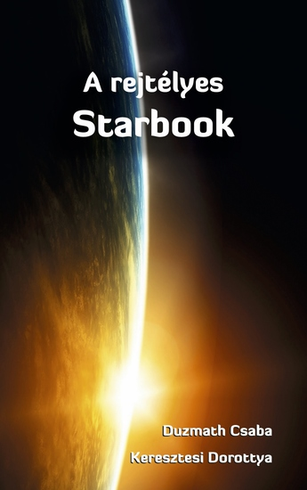 A rejtélyes Starbook - cover