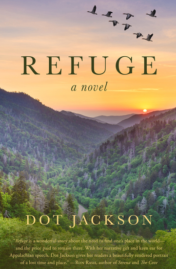 Refuge - A Novel - cover
