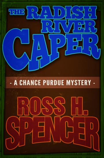 The Radish River Caper - cover