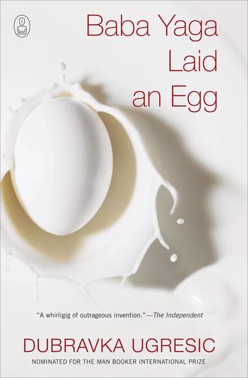 Baba Yaga Laid an Egg - cover
