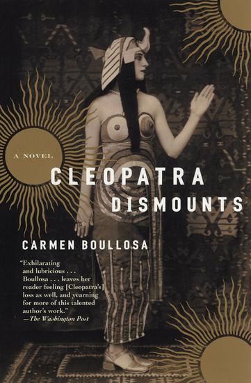 Cleopatra Dismounts - A Novel - cover