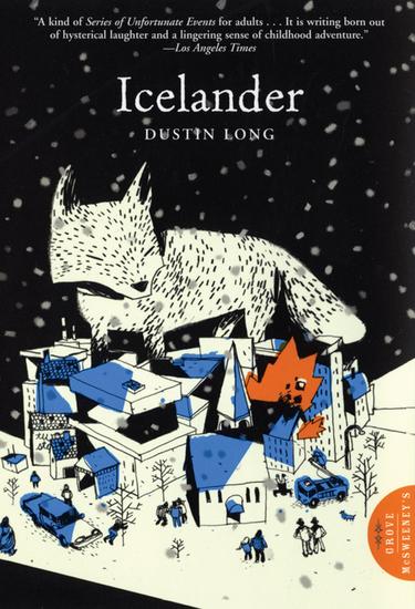 Icelander - cover